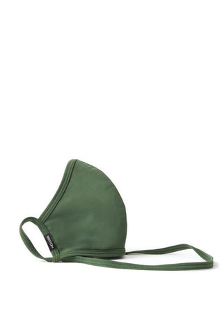 Brixton - Everything Face Mask in Olive