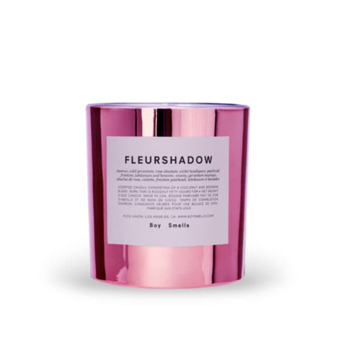Boy Smells - Fleurshadow Candle