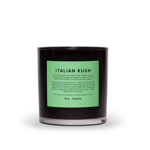Boy Smells - Italian Kush Candle