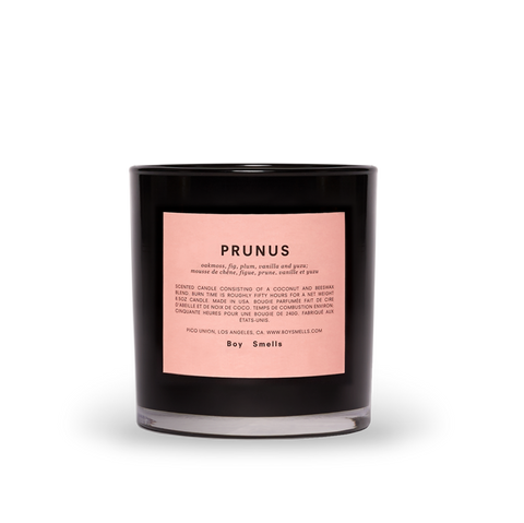 Boy Smells - Prunus Candle
