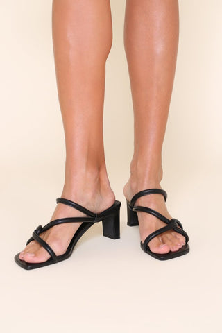 Intentionally Blank - Strappy Heeled Sandals