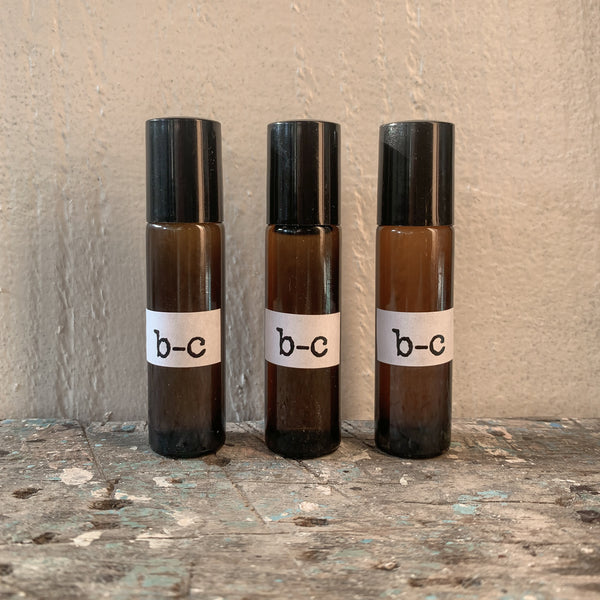 b-c fragrance oil for skin
