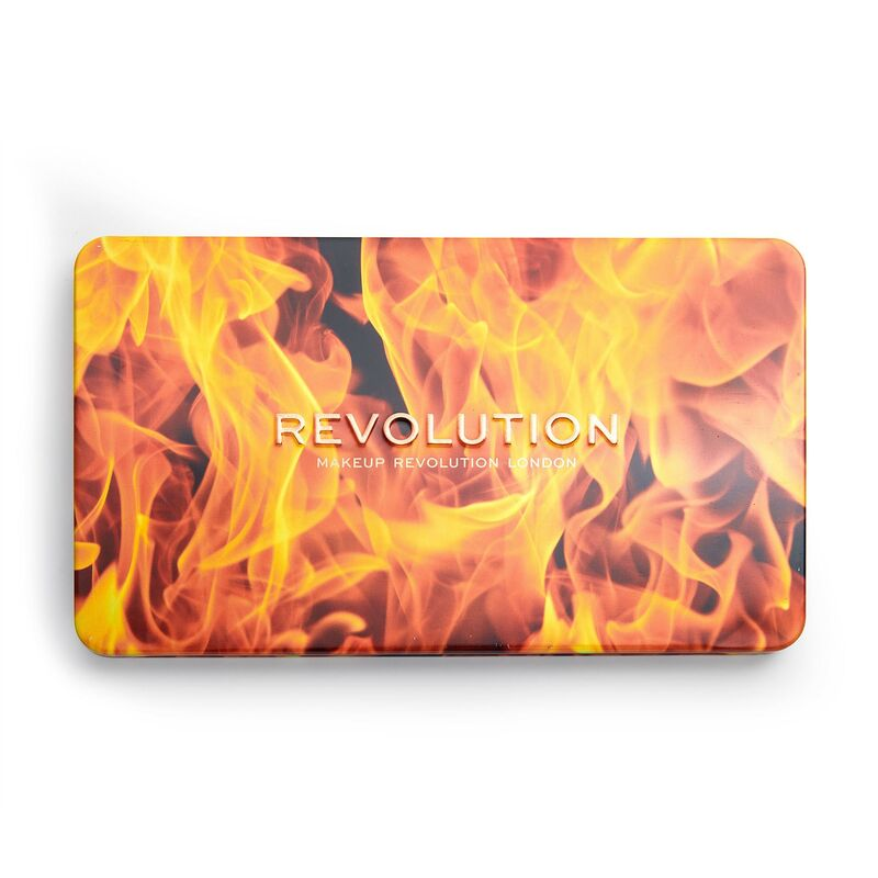 Revolution Forever Flawless Fire  Palette
