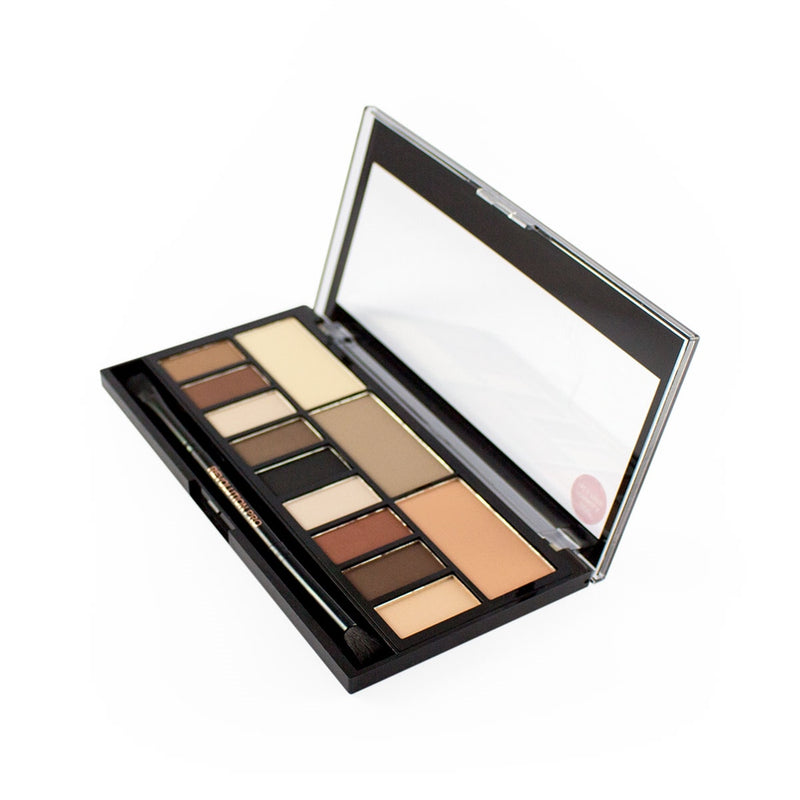Makeup Revolution Ultra Eye contour - light and shade