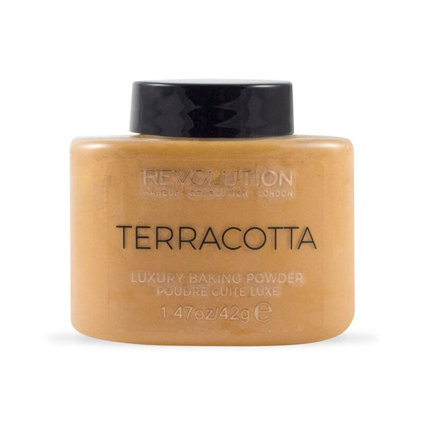 Terracotta  Baking Powder