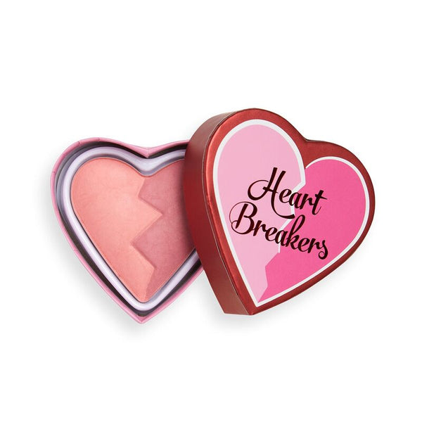 I Heart Revolution Heartbreakers Matte Blush Independent