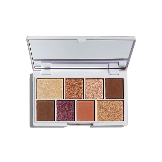 I Heart Revolution Nudes Mini Eyeshadow Palette