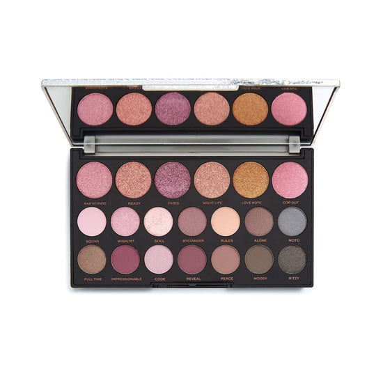 Revolution Jewel Collection Eyeshadow Palette Opulent
