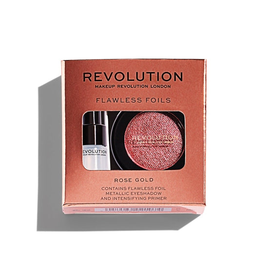 Revolution Flawless Foils - Rose Gold