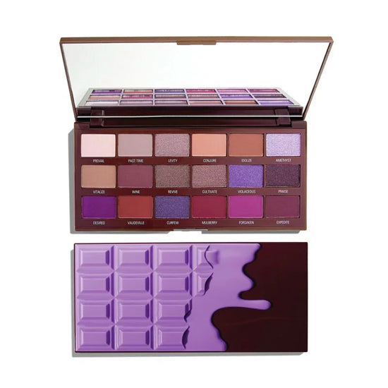 I Heart Revolution Violet Chocolate Palette