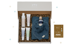 "Baby Boy ""Mama & Kind Pflege-Box Deluxe"" oben"