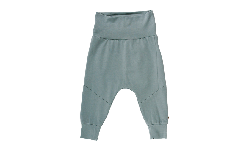 Cozy me Babyhose in stone green