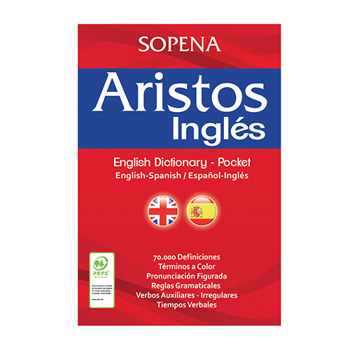 DICCIONARIO ARISTO INGLES POCKET