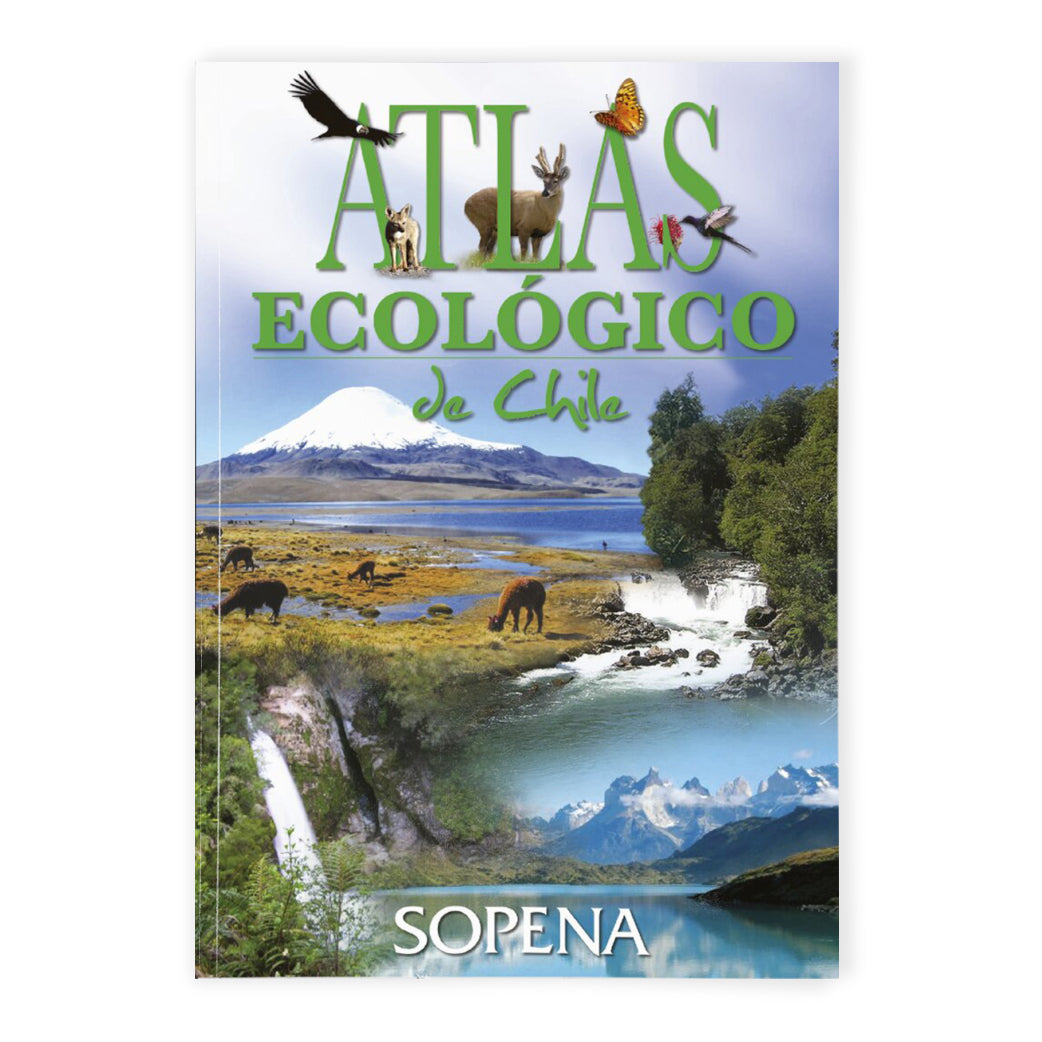 ATLAS ECOLÓGICO DE CHILE