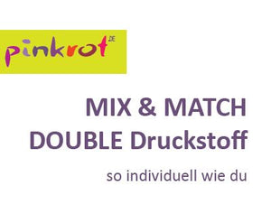 "Maske ""A SINGLE DOUBLE individuell"""