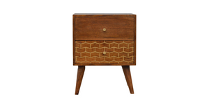 Bala Bedside Table