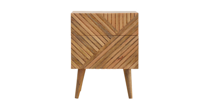 Safia Bedside Table