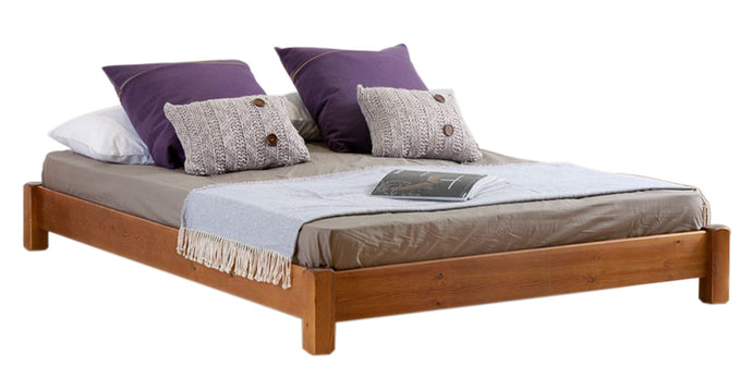 Eden Oak Bed, Double