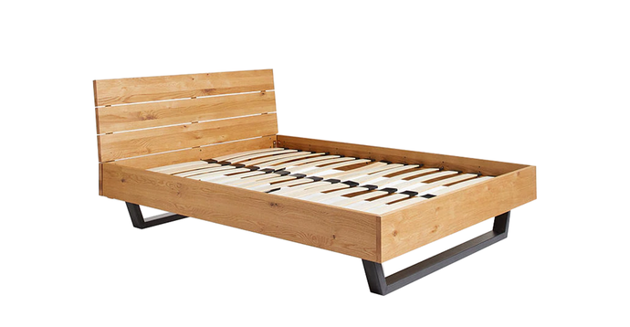 Calia Oak Bed, King