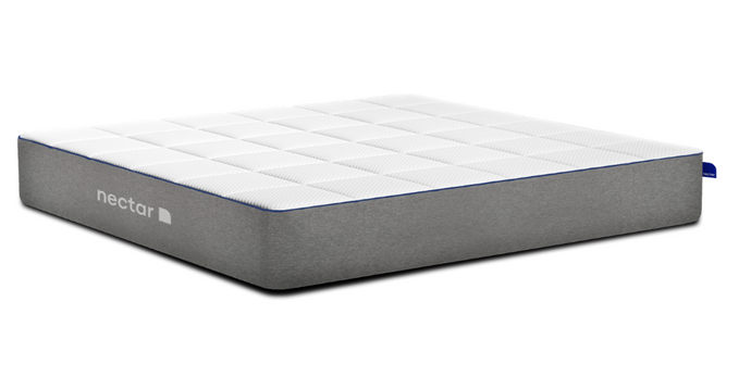 The Nectar Memory Foam Mattress- King