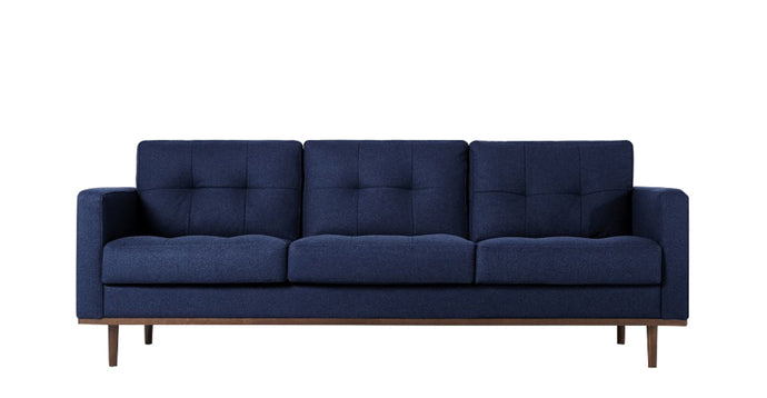 Berlin Sofa, Midnight Blue