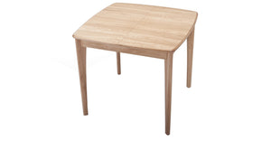 Monty Oak Dining Table, 4-6 seater
