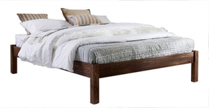 Charlotte Oak Bed, Double