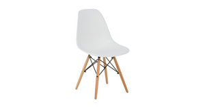 Birch White Dining Chair