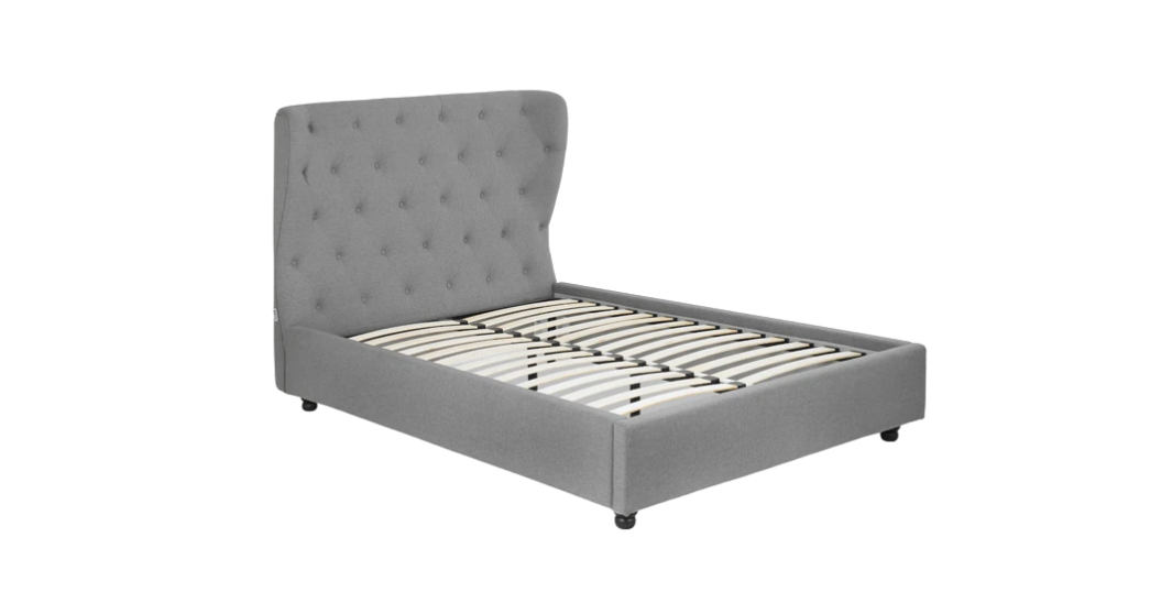 Yark Winged Double Bed, Double