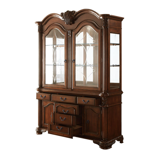 Chateau De Ville Hutch & Buffet-Vitrine-ACME-ModLux_Living_furniture