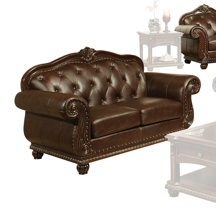 Anondale Loveseat-Loveseat-ACME-15031-ModLux_Living_furniture
