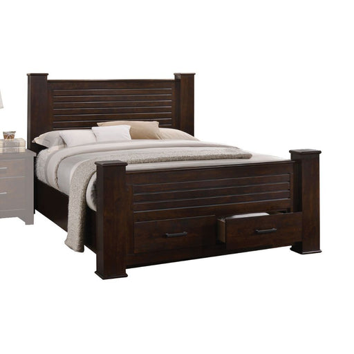 Panang Bed with Storage-Bed-ACME-23367EK-ModLux_Living_furniture