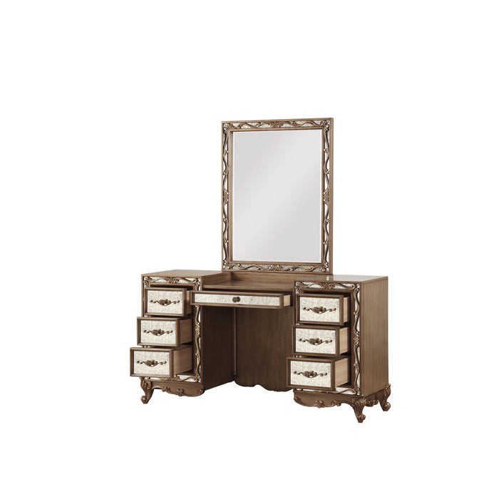 Orianne Vanity Set-Vanity-ACME-ModLux_Living_furniture