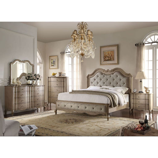 Chelmsford Bed-Bed-ACME-ModLux_Living_furniture