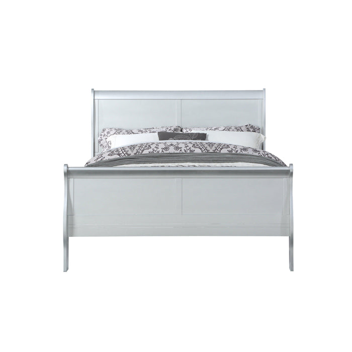 Louis Philippe Bed-Bed-ACME-ModLux_Living_furniture