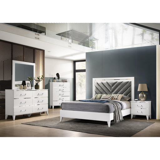 Chelsie Bed-Bed-ACME-ModLux_Living_furniture
