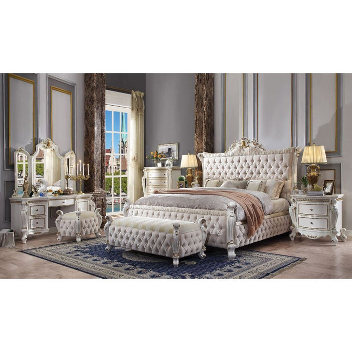 Picardy Bed-Bed-ACME-ModLux_Living_furniture