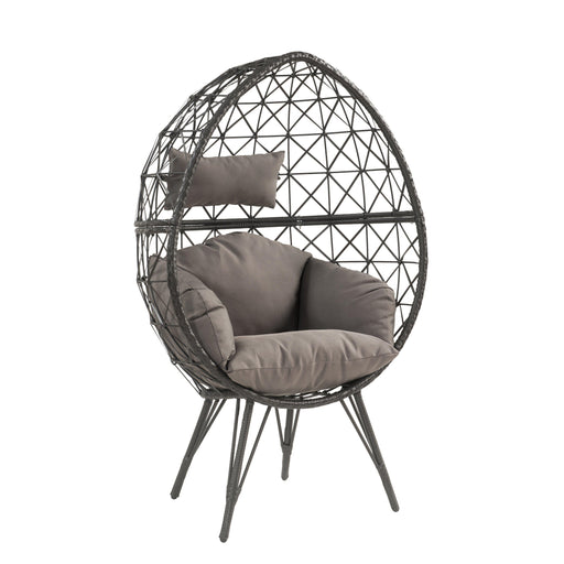 Aeven Patio Lounge Chair-Outdoor Chair-ACME-45111-ModLux_Living_furniture