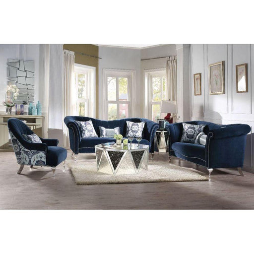 Jaborosa Arm Chair (with 1 Pillow)-Accent Chair-ACME-50347-ModLux_Living_furniture