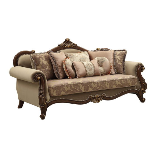 Mehadi Sofa (with 8 Pillows)-Sofa-ACME-50690-ModLux_Living_furniture