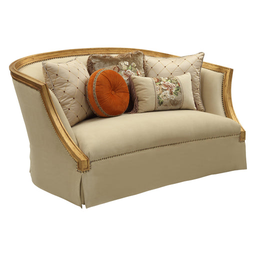 Daesha Loveseat (with 5 Pillows)-Loveseat-ACME-50836-ModLux_Living_furniture