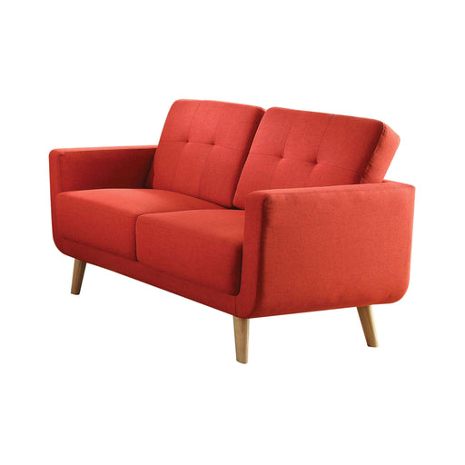 Sisilla Loveseat-Loveseat-ACME-52661-ModLux_Living_furniture