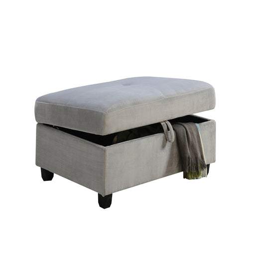 Belville Ottoman with Storage-Ottoman-ACME-52713-ModLux_Living_furniture
