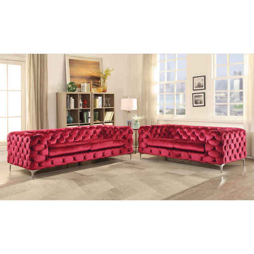Adam Loveseat-Loveseat-ACME-52796-ModLux_Living_furniture
