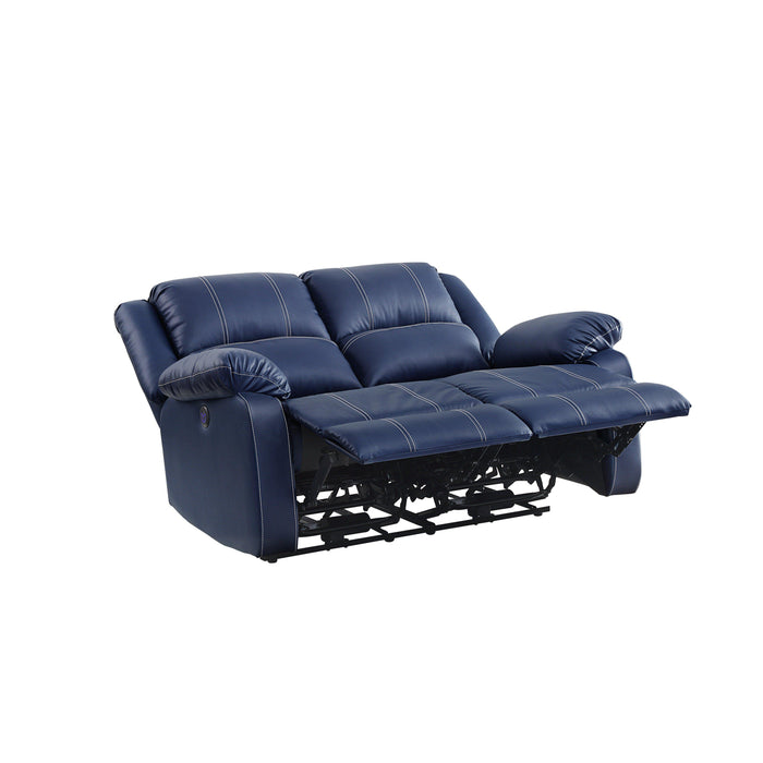 Zuriel Power Motion Loveseat-Loveseat-ACME-ModLux_Living_furniture