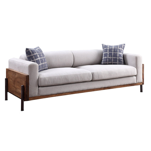 Pelton Sofa with Pillows-Sofa-ACME-54890-ModLux_Living_furniture