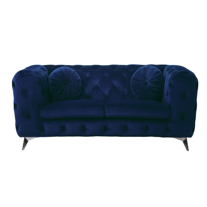 Atronia Loveseat-Loveseat-ACME-ModLux_Living_furniture