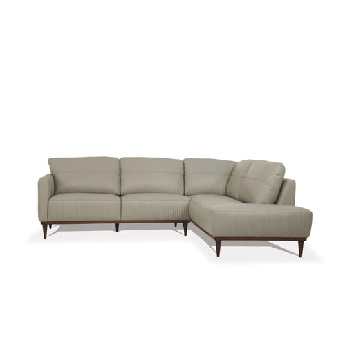 Tampa Sectional Leather Sofa-Sectional-ACME-54975-ModLux_Living_furniture