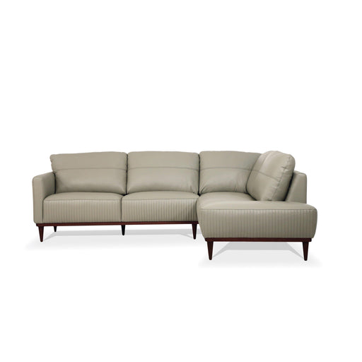 Tampa Sectional Leather Sofa-Sectional-ACME-ModLux_Living_furniture