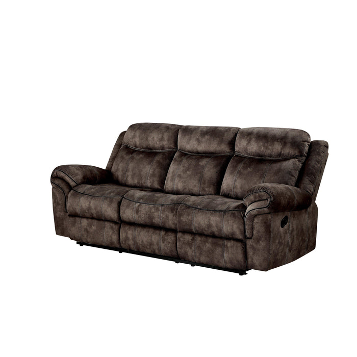 Zubaida Sofa with USB Dock & Console(Motion)-Sofa-ACME-55020-ModLux_Living_furniture